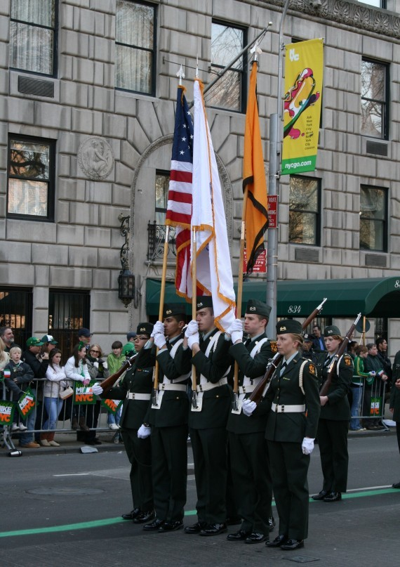 "248th Parade am St. Patrick""s Day III"