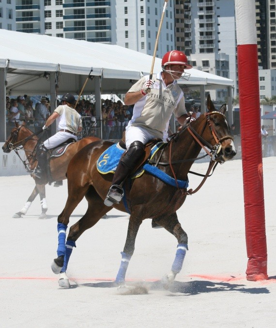 Miami Beach Polo World Cup am Strand III