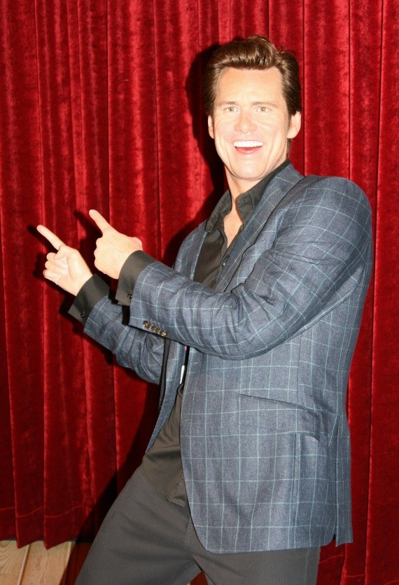 Madame Tussauds Bangkok - Jim Carrey