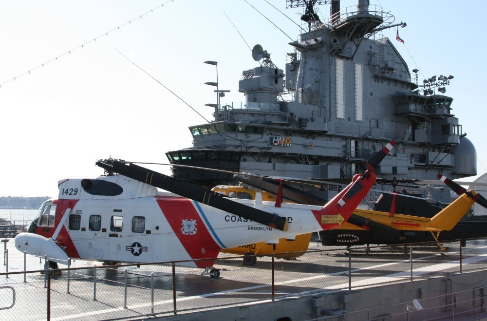 Intrepid Sea-Air-Space Museum III