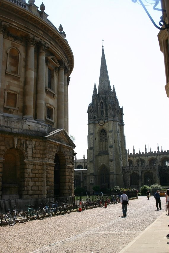 Oxford - Radcliffe Camera III