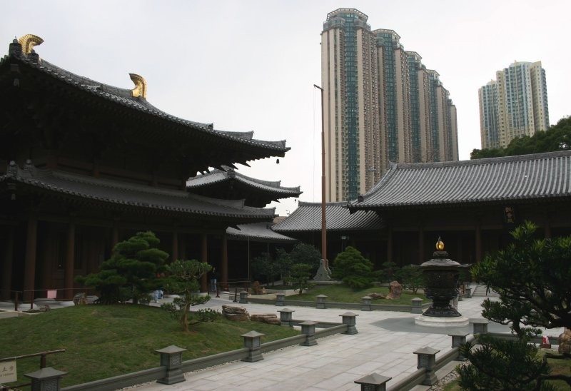 Chi Lin Nunnery in Diamond Hill IX