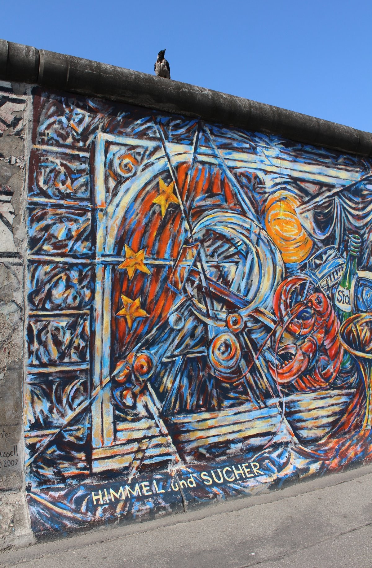 East Side Gallery IX