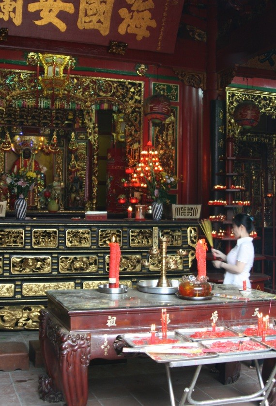Ho Chi Minh City / Saigon: Tempel-/Pagoden-Tour in Cholon XVI