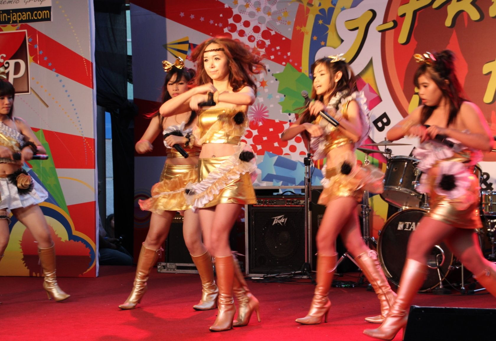 Bangkok - Cosplay / Festival J-Trends in Town am MBK XI