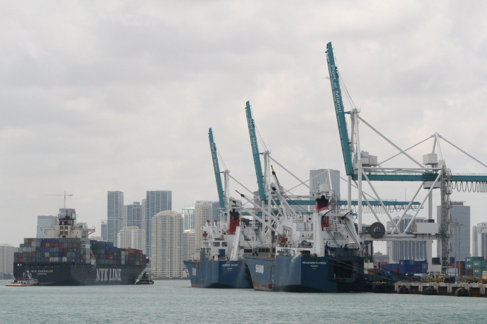 Port of Miami / Containerterminal II
