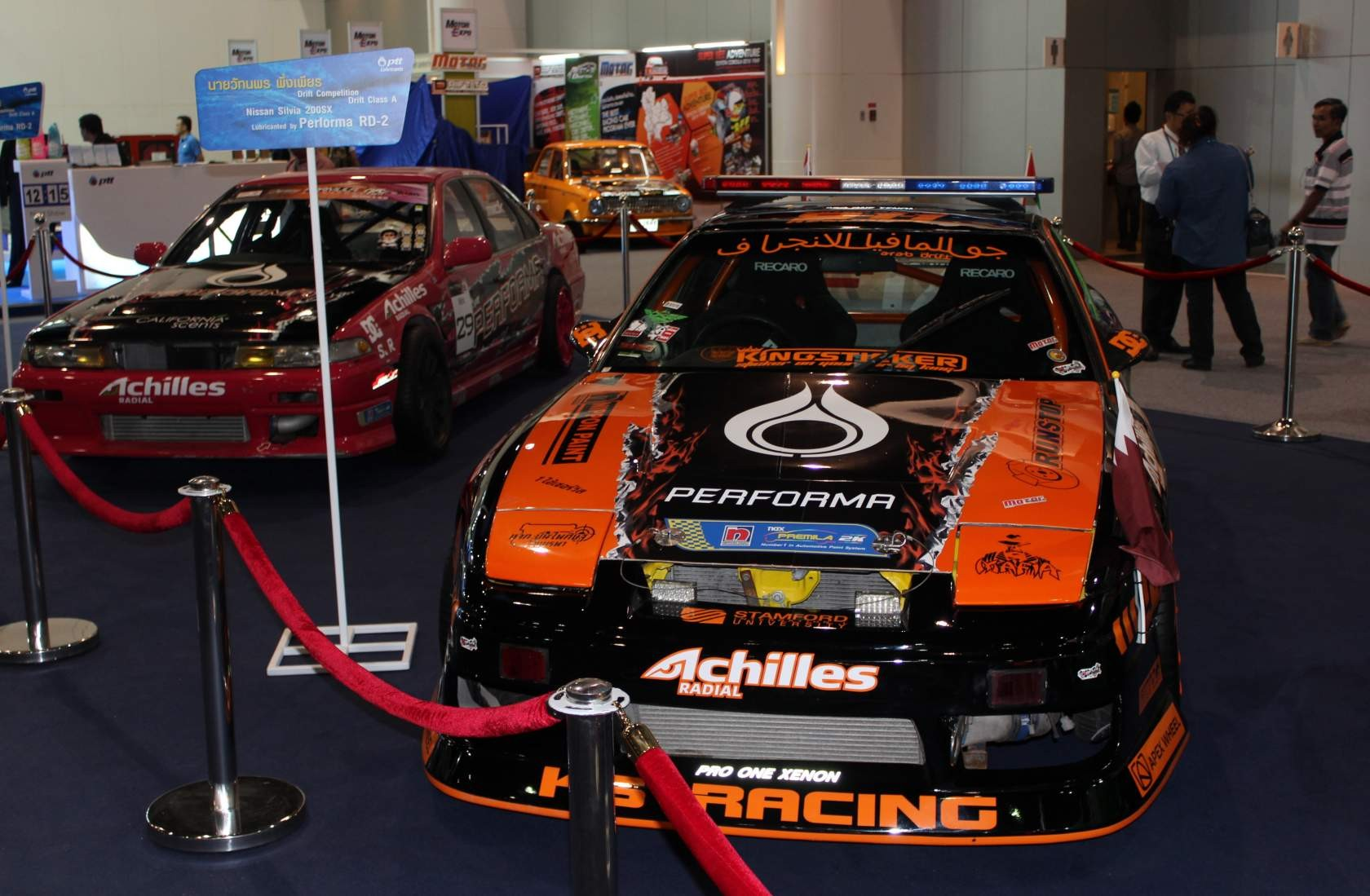 Bangkok - Thailand International Motor Expo 2011 XIV