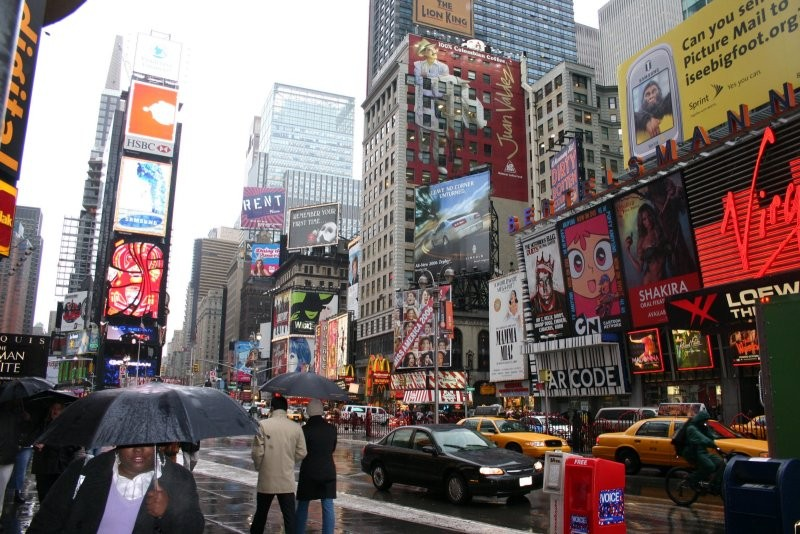 Times Square / Broadway / 42nd Street XV