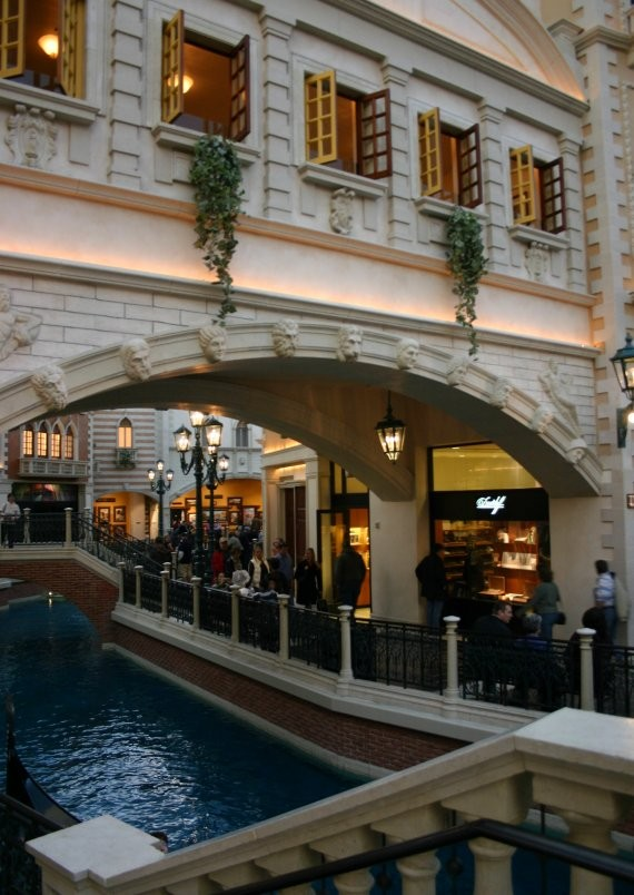 Venetian Grand Canal Shoppes IV