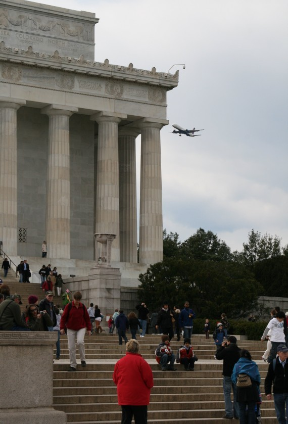 Lincoln Memorial IV