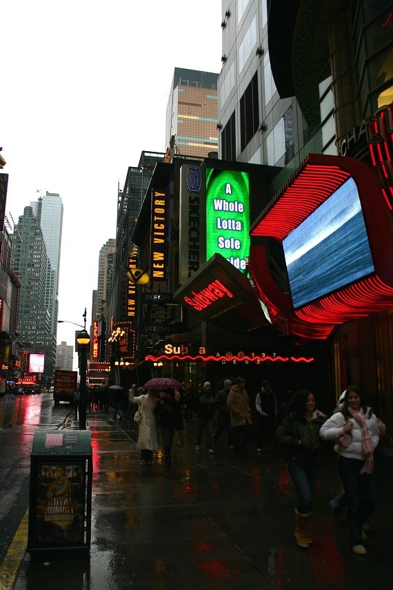 Times Square / Broadway / 42nd Street XIX