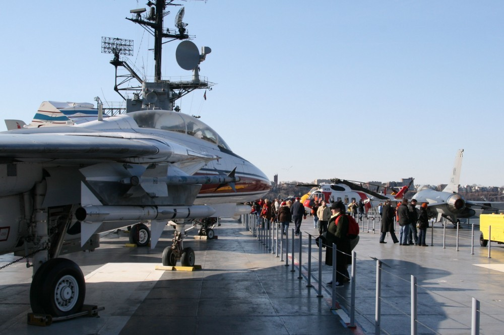 Intrepid Sea-Air-Space Museum IV