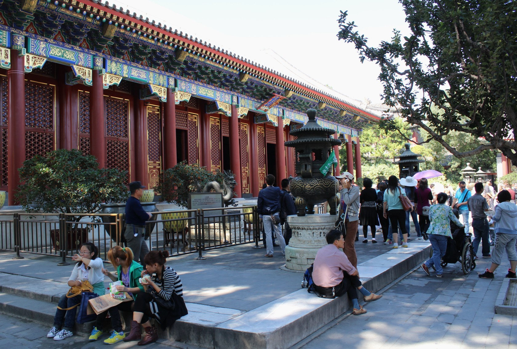 Peking/Beijing - Sommerpalast am Kunming Lake II