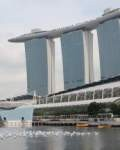Kurzer Abstecher nach Singapur: Singapore Flyer, Marina Bay Sands Hotel, Singapore Zoo etc.
