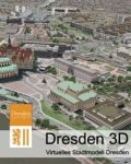Dresden 3D in Google Earth abrufbar
