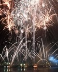 Silvester in Singapur: Marina Bay Countdown